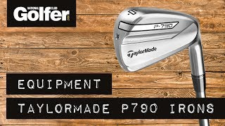 Review: TaylorMade P790 Irons - National Club Golfer