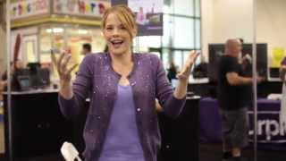 КЭТИ ЛЕКЛЕРК, Katie Leclerc Welcomes you to DeafNation-Pomona!