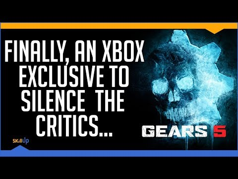 Gears 5 Is So Damn Good... (Xbox One + PC Review) - YouTube video thumbnail