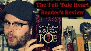 The Tell-Tale Heart (Edgar Allan Poe) Stripped Cover Lit Reader's Review