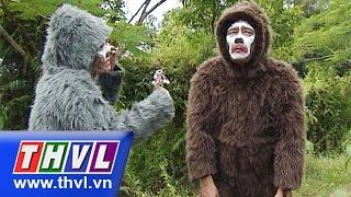 THVL | Thế Giới Cổ Tích   Tập 28: Sự Tích Con Khỉ