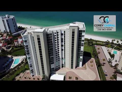 Park Shore LeCiel Venetian Tower Real Estate Flyover in Naples, Florida
