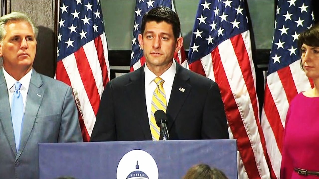 Paul Ryan Running Out Of Excuses For Trump thumbnail