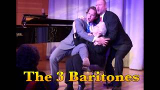 The 3 Baritones  - If Ever I Would Leave You