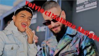 Reacción A Maluma - Déjale Saber (Pseudo Video) [REACTION]