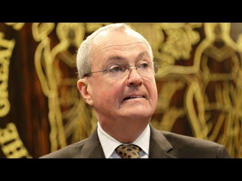 New Jersey Governor Murphy Holds Coronavirus Briefing   NBC News