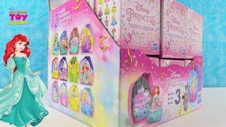 Disney Princess Royal Celebration Series 3 Blind Bag Figure Opening | PSToyReviews
