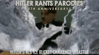 Hitler's ALS Ice Bucket Challenge Disaster