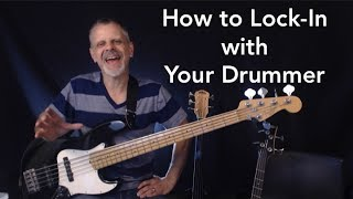 Killer Eighth Note Technique to Lock in with Your Drummer -
