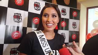 Rachel Peters FAVORITE to win MISS UNIVERSE 2017
