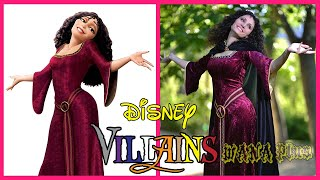 DISNEY VILLAINS Characters In Real Life 2020 | WANA Plus