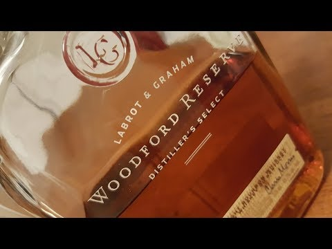 Whiskey Review: Woodford Reserve Kentucky Straight Bourbon