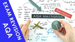 All of AQA Mechanics and Materials - A Level Physics REVISION