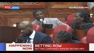 BETTING ROW: Sportpesa CEO Karauri appears before Senate Committee, CS Matiang'i also expected