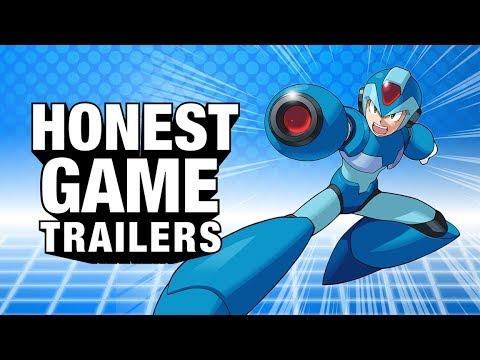 MEGA MAN (Honest Game Trailers)