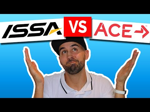 ACE or ISSA comparison - Which Personal Training Certification is ...