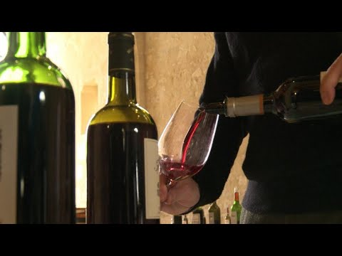 Global wine production drops to lowest level in 60 years