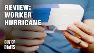 Worker Hurricane - Tiny blaster!