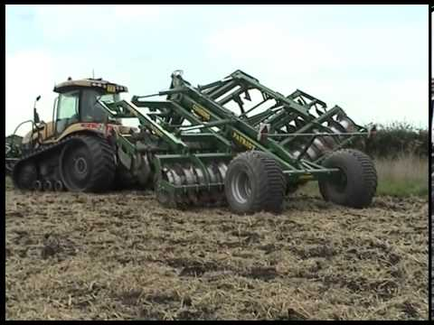 Cousins Folding Patriot Cultivator Video