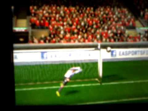 Best Goal in Fifa 15 Psp