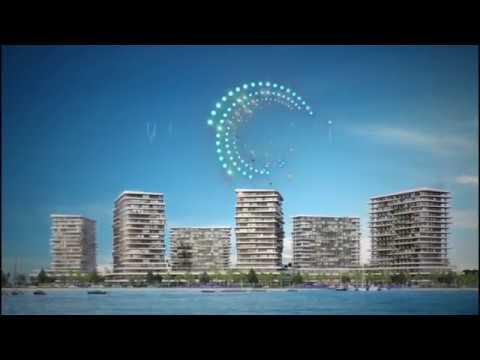 Seafront designer family apartments in Zeytinburnu