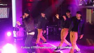 Danny Fernandes & Belly performing AUTOMATIC at New Music Live