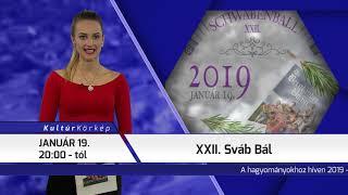 TV Budakalász / Kultúrkörkép / 2019.01.10.