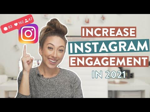 , title : 'HOW TO INCREASE YOUR INSTAGRAM ENGAGEMENT IN 2021   Tips, Tricks & Algorithm!
