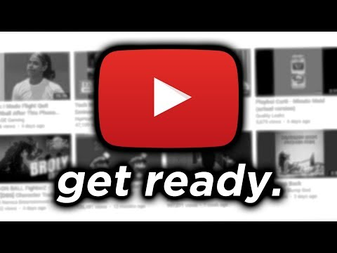 The Great Purge of YouTube Is Coming
