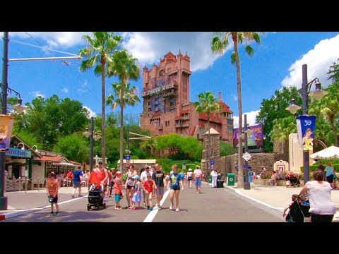 Disney's Hollywood Studios 2019, Orlando, Florida | Full Complete Walkthrough Tour (видео)