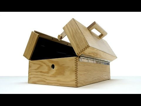 This May Be The Coolest Wooden Box Ever