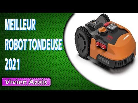 MEILLEUR ROBOT TONDEUSE 2021
