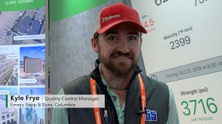 Giatec – SmartRock™ with Kyle Frye, Quality Control Manager at Emery Sapp & Sons