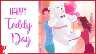 Happy Teddy Day #Valentines2019
