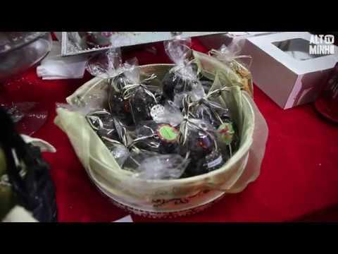 Feira do Chocolate decorreu no fim de semana em Arcos de Valdevez | Altominho TV