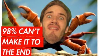 Crab Rave How Meny Rounds Can You Survive!?!? (IT GETS HARDER AND HARDER) ** EXTREME BASS BOOST **