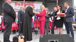 Dożynki Diecezjalno-Powiatowo-Gminne Stare Miasto 2017