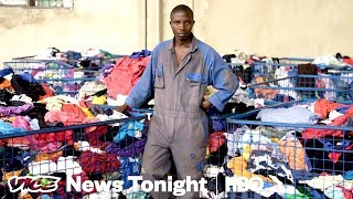Rwanda Clothes War & Paul Manafort Plea: VICE News Tonight Full Episode (HBO)