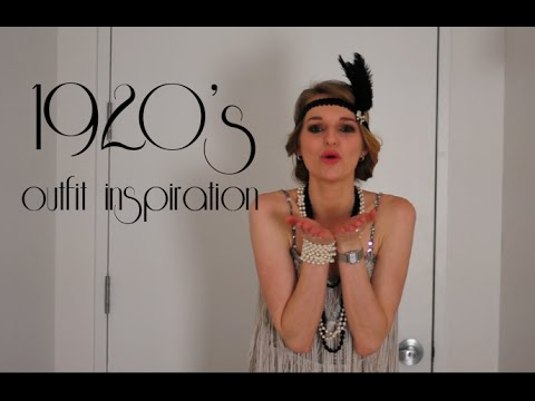 1920s Outfit Inspiration & DIY Mp3