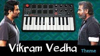Vikram Vedha   Theme   Saraavan