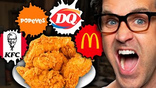 Who Has The Best Fried Chicken Sauce? (Taste Test)