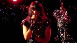 Bat For Lashes performs Daniel live at the El Rey 6/16/09