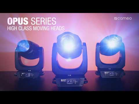 Cameo OPUS S5 Moving Head Spot