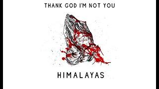 I thank God I'm not you (lyric video)