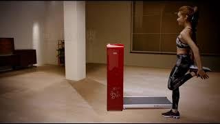 Qrun酷跑機-時尚折疊跑步機25秒CF廣告