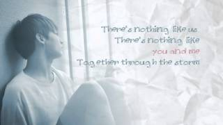 Gambar cover BTS JungKook (정국) – Nothing Like Us (Cover) lyrics