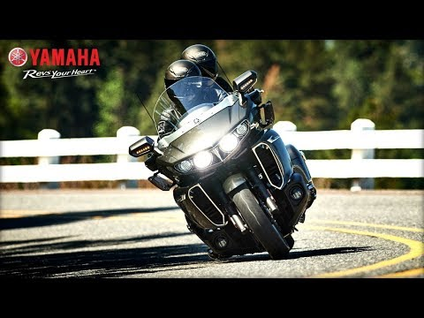 2021 Yamaha Star Venture Transcontinental Option Package in Tulsa, Oklahoma - Video 5