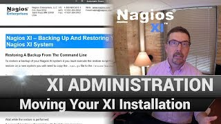 Moving Your Nagios XI Installation Made Easy