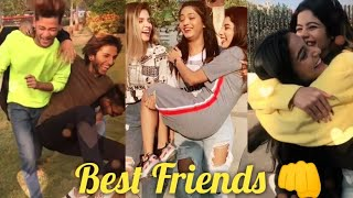 👬 Best Friends 👭 Forever// Bff💞💞//Tik Tok Videos On Friendship...