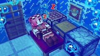 Minecraft ITA - LA NOSTRA PRIMA NOTTE SOTT'ACQUA!!